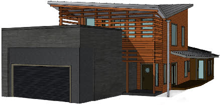 cool modern house plan contemporary home plans