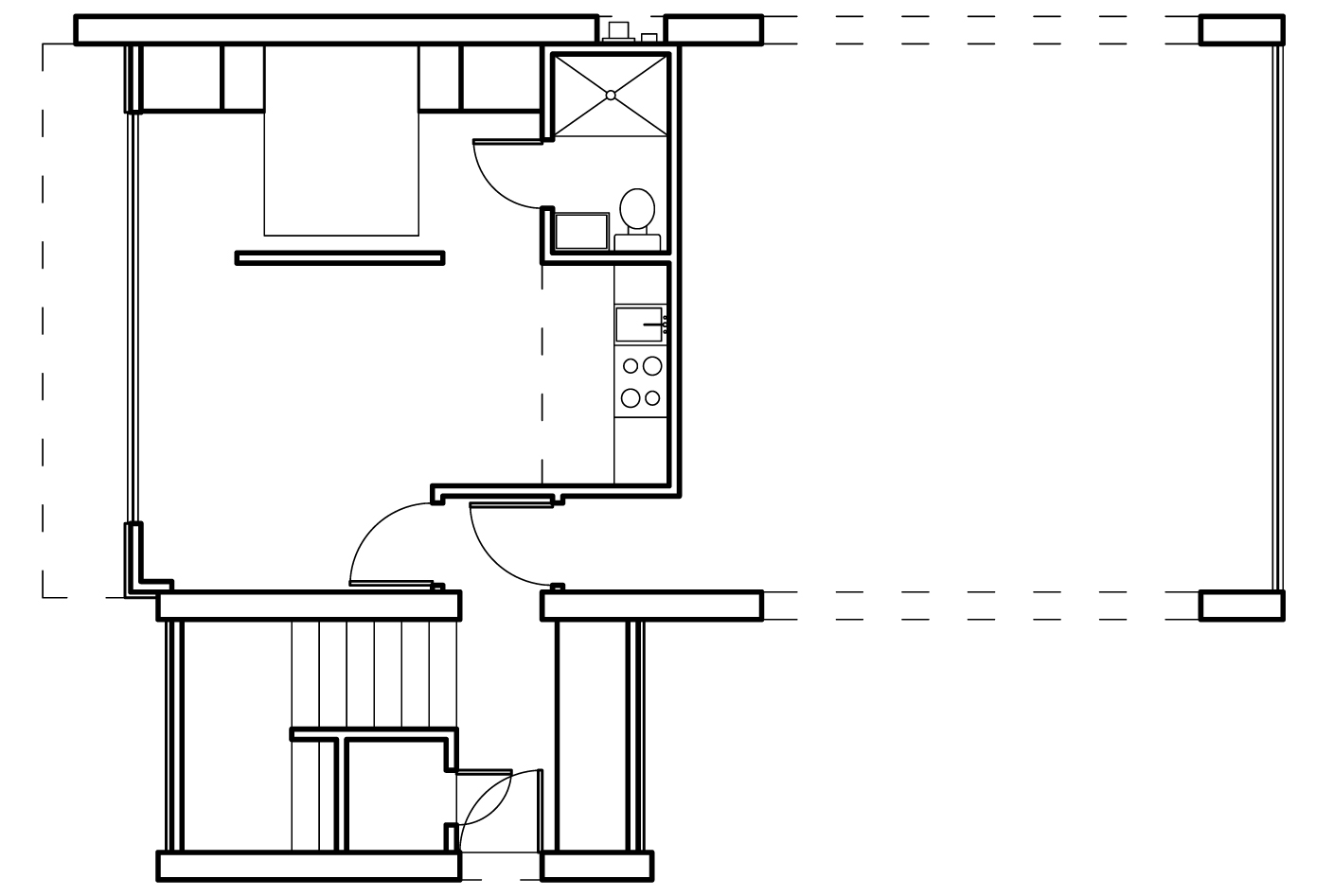Modern house plans contemporary home designs floor plan 01 for Modern house plans pdf
