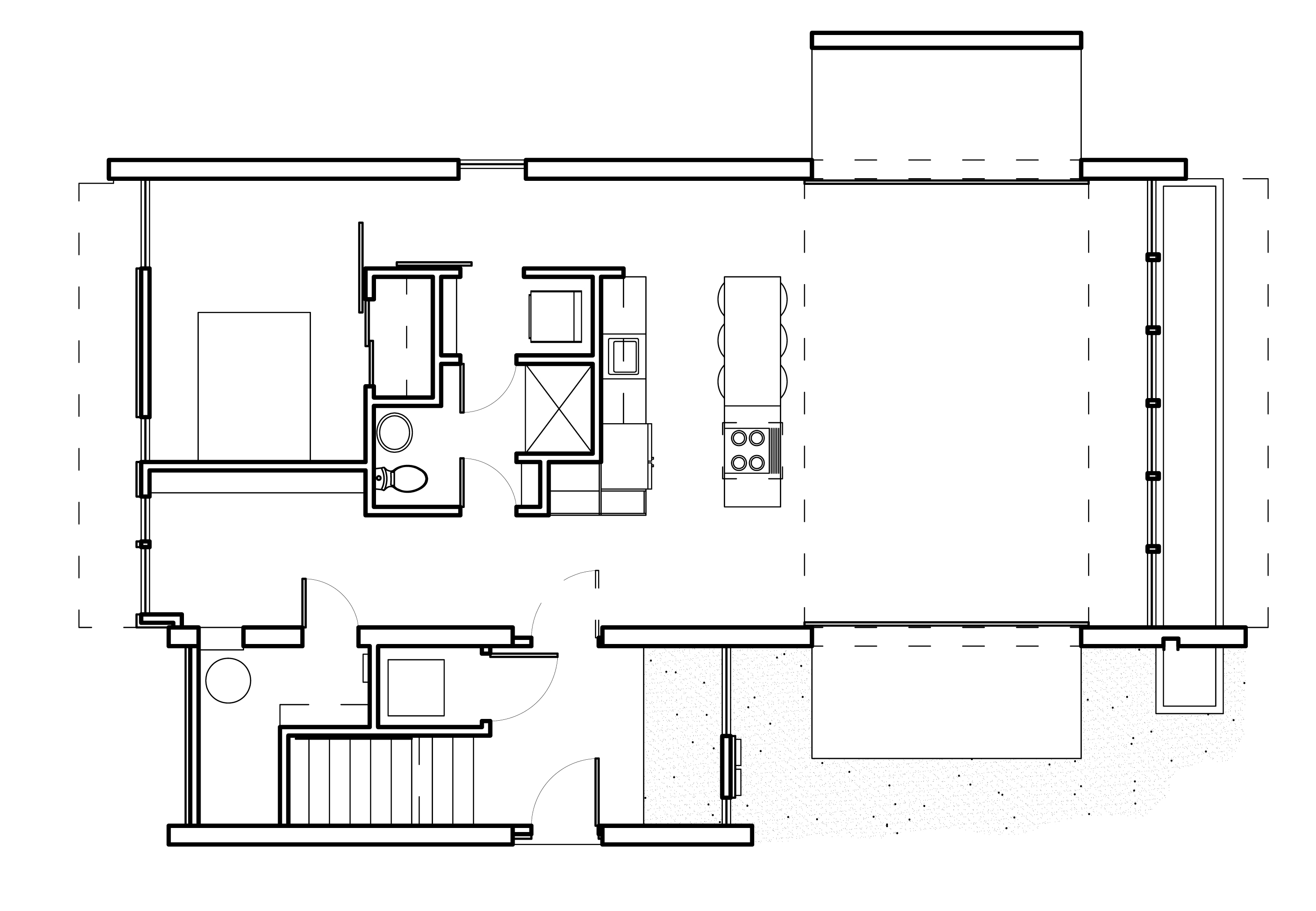 Modern house plans contemporary home designs floor plan 02 for Modern glass house floor plans