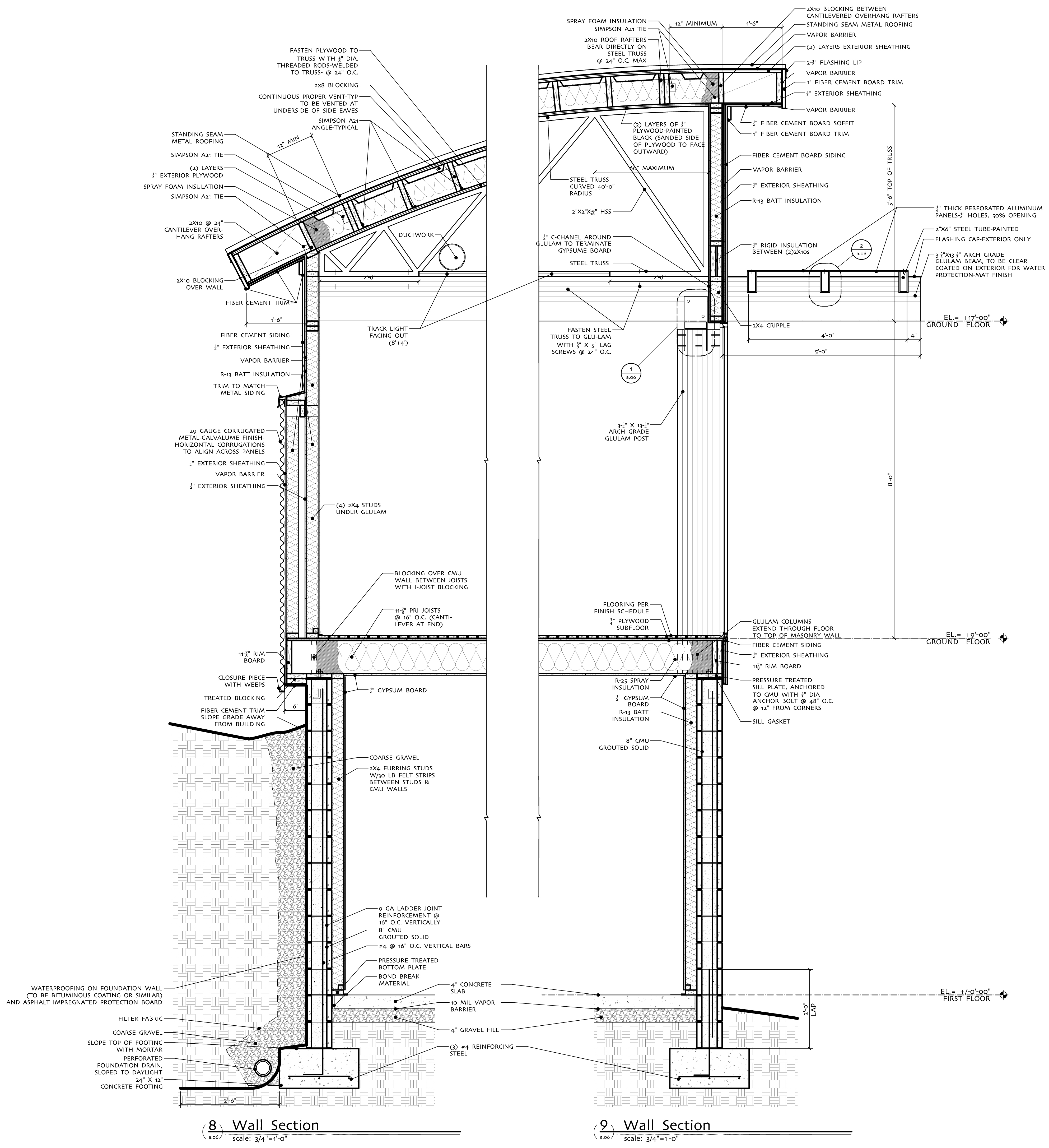 contemporary house building instructions